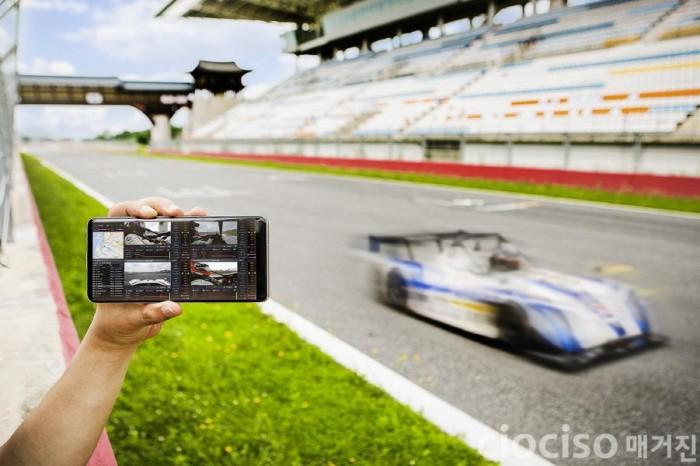900SKT-삼성전자와 차세대5G로 시속210km 레이싱 생중계 성공_1.jpg