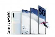 삼성전자, '갤럭시A 시리즈 5G' 첫 폰 나왔다