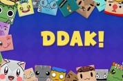 겜플리트, 복합장르 게임 '딱지치기 : DDAK' 론칭